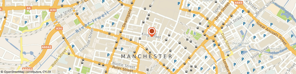 Route/map/directions to Seoprohub, M2 4WQ Manchester, 82 King Street,