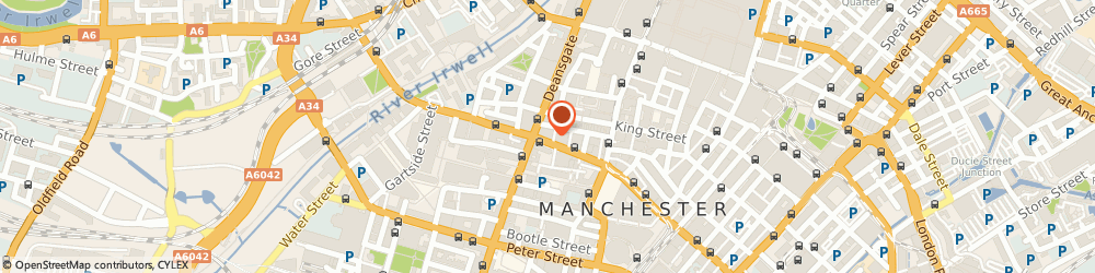 Route/map/directions to Greg Walsh Law, M2 6ET Manchester, 5 John Dalton St