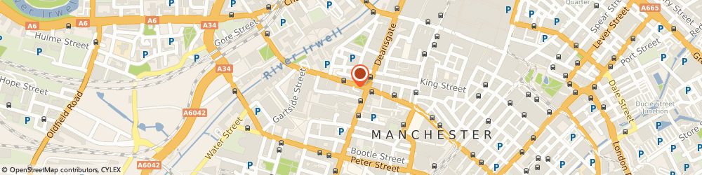 Route/map/directions to Trenpa Therapy, M3 3BN Manchester, 64 Bridge Street