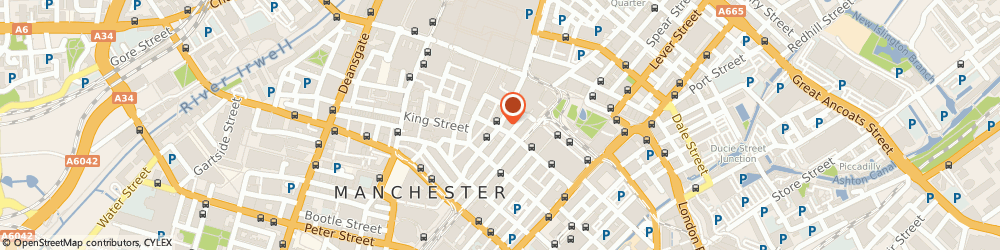 Route/map/directions to Your Bella Nails, M2 2BE Manchester, 2ND FLOOR OF FELLOW HOUSE, 40 FOUNTAIN STREET