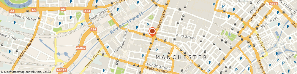 Route/map/directions to Ladbrokes, M3 2RJ Manchester, 66-68 Bridge St