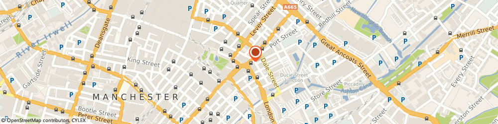 Route/map/directions to Ancient Egypt Magazine, M1 1HW Manchester, 1 Newton Street