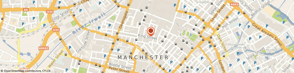 Route/map/directions to Eight Engines, M2 4AH Manchester, King Street