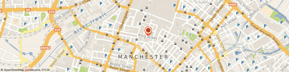 Route/map/directions to Indigo Public Affairs, M2 4WQ Manchester, 82 KING STREET