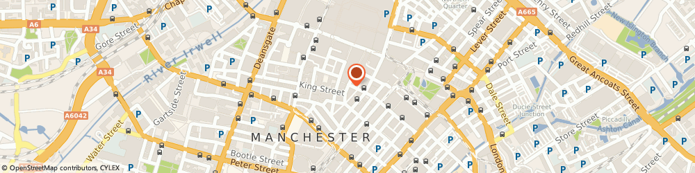 Route/map/directions to Sterling Power Training Limited, M2 1AB Manchester, C/O Alixpartners The Zenith Building, Spring Gardens