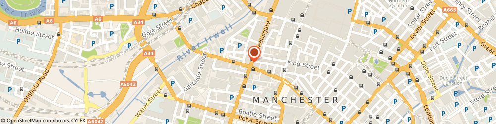 Route/map/directions to Halifax MANCHESTER, M3 2GQ Manchester, 130-136 Deansgate
