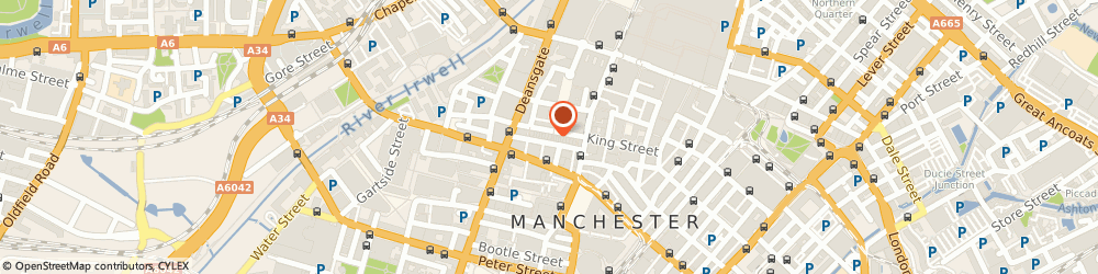 Route/map/directions to Watt Energy & Consulting Engineers Limited, M2 6BA Manchester, 40 King St