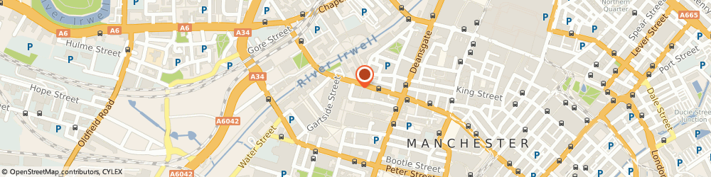 Route/map/directions to The New Figaro, M3 3DS Manchester, 18-20 Bridge Street