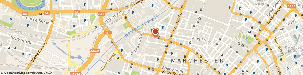 Route/map/directions to Business Solutions Group, M3 3BZ Manchester, Manchester House, 18-22, Bridge St