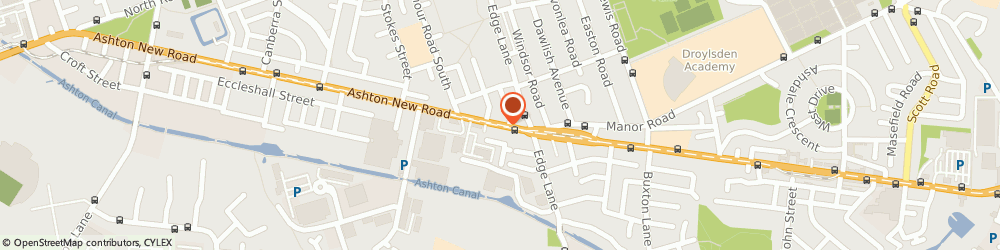 Route/map/directions to PASSIONATE24/7 HEALTHCARE SERVICE LTD, M11 4PB Manchester, 907-909 Ashton New Road