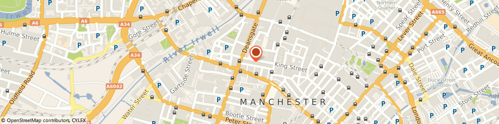 Route/map/directions to Gerald's Handyman Manchester, M1 1AA Manchester, King Street