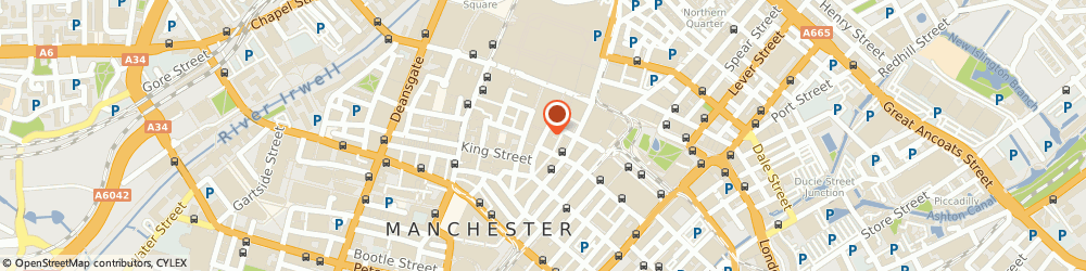 Route/map/directions to Hsbc Invoice Finance (Uk) Ltd, M2 1EW Manchester, 56 SPRING GDNS