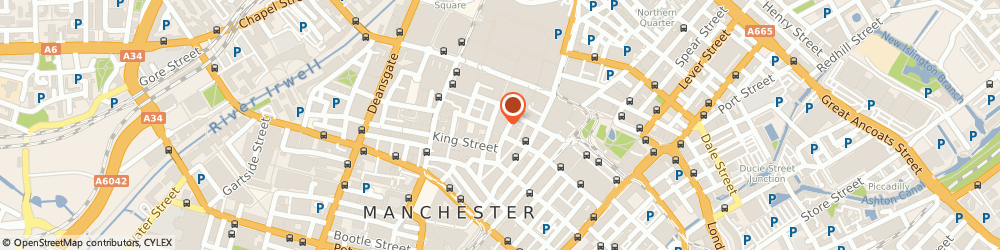 Route/map/directions to Climate Change Capital, M2 2BG Manchester, 40 Spring Gardens