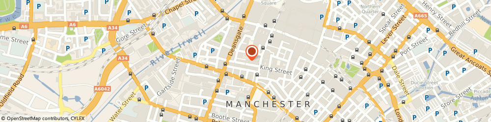 Route/map/directions to J Barbour & Sons Ltd, M2 6AD Manchester, 5 St Ann's Passage