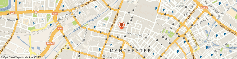 Route/map/directions to Hancocks Jewellery, M2 6AF Manchester, 29 King Street