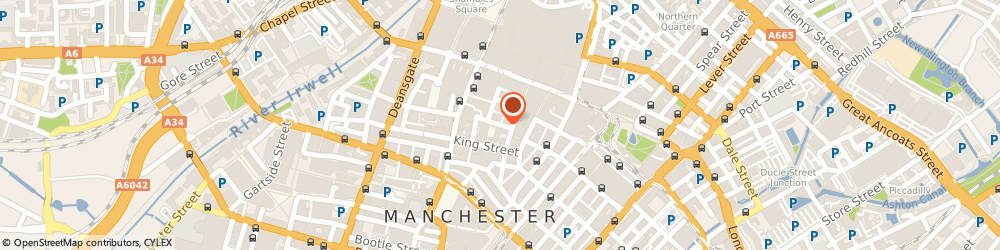 Route/map/directions to Securityone UK Limited, M2 1HW Manchester, FOURTH FLOOR, NO. 1 MARSDEN STREET