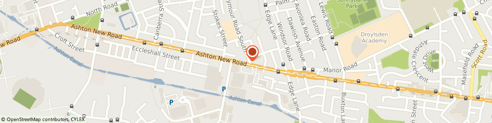 Route/map/directions to Foods To Go (UK) Ltd, M11 4PA Manchester, 859 ASHTON NEW ROAD