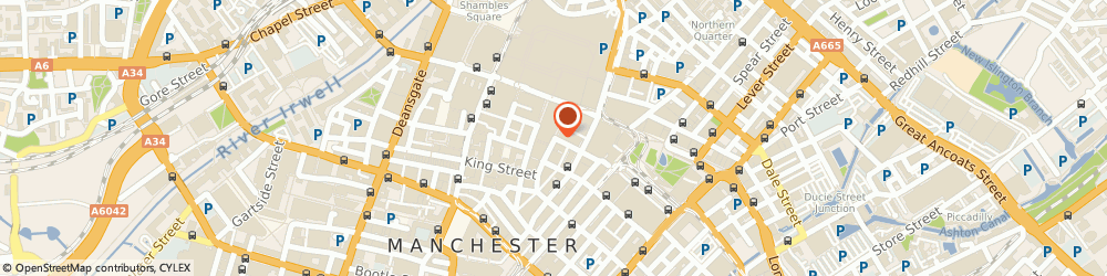 Route/map/directions to Howes Percival Solicitors, M2 1FB Manchester, 19 Spring Gardens