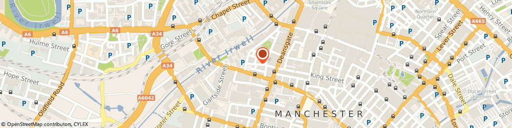 Route/map/directions to Janea Nails & Waxing, M3 2PN Manchester, 27-29 King St West
