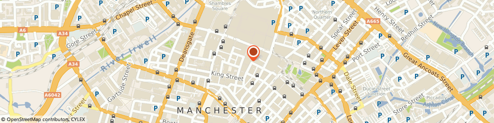 Route/map/directions to Cushman & Wakefield LLP, M2 1AB Manchester, 26 Spring Gardens