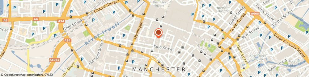 Route/map/directions to Kbc Bank nv, M2 7LE Manchester, 36 ST. ANN ST
