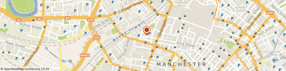Route/map/directions to Klyne & Klyne Limited, M3 2PJ Manchester, REEDHAM HOUSE, 31 KING STREET WEST