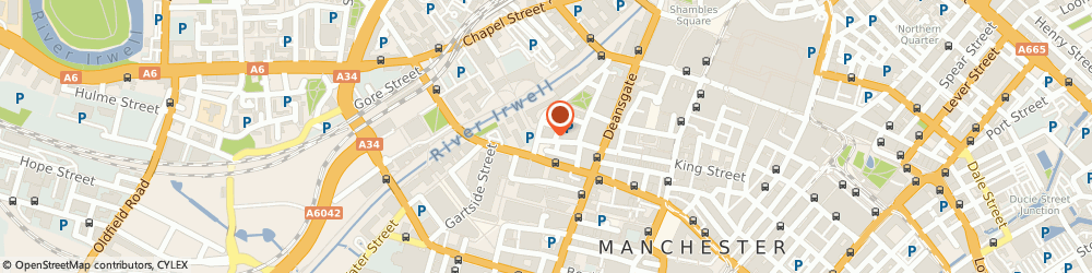 Route/map/directions to Fft Limited, M3 2PJ Manchester, C/O FREEDMAN FRANKL & TAYLOR, REEDHAM HOUSE, 31 KING STREET WEST
