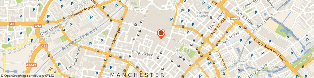 Route/map/directions to Ladbrokes Gaming - Spring Gardens, M2 1EE Manchester, 16 Spring Gardens