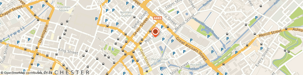 Route/map/directions to Vox Hairdressing, M1 2EQ Manchester, 50 Port Street