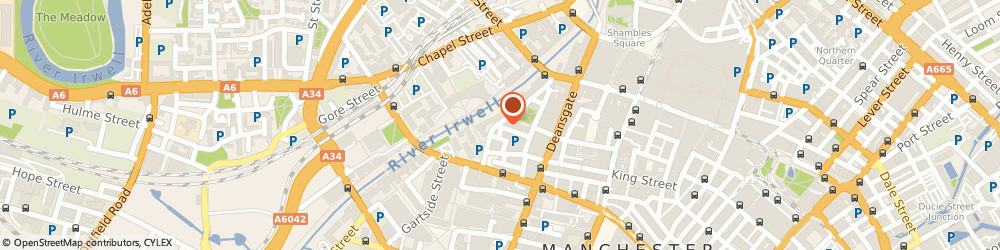 Route/map/directions to Read Roper & Read Solicitors, M3 2WJ Manchester, 11th Floor, Alberton House, St Mary's Parsonage