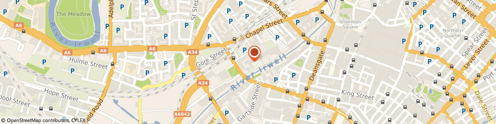 Route/map/directions to Gallagher Insurance, Risk Management & Consulting, M3 5AG Manchester, New Bailey Street