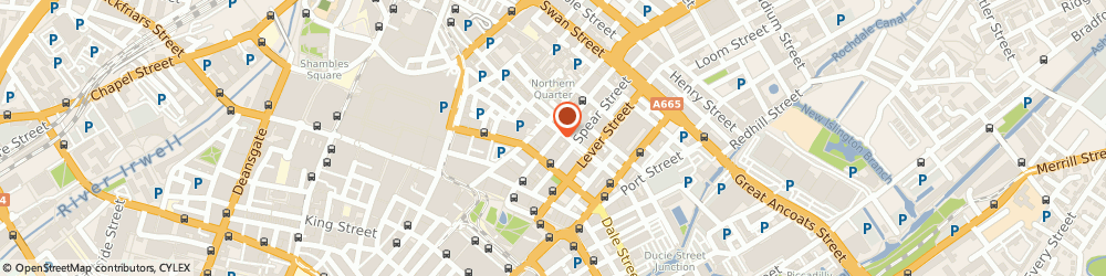 Route/map/directions to Albemarle & Bond Pawnbrokers, M1 1JQ Manchester, Oldham Street