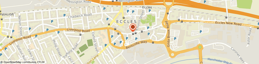 Route/map/directions to Max Spielmann Photography and Printing Eccles, Church St, M30 0LH Manchester, 104 Church Street