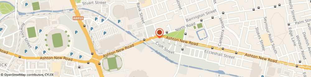 Route/map/directions to Sometimes Maria, M11 4SG Manchester, 586 Ashton New Rd