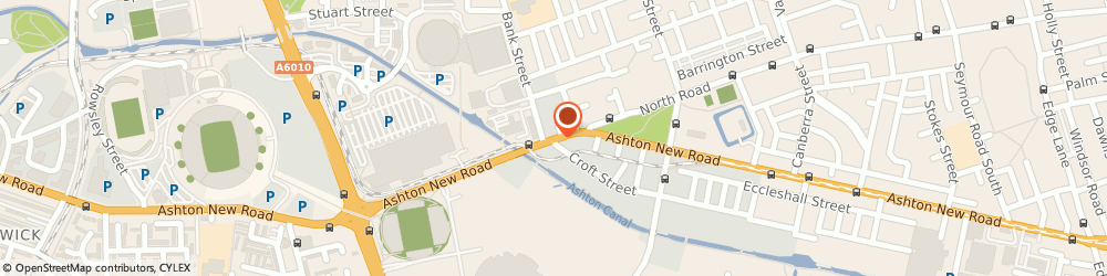 Route/map/directions to Spicy Mango, M11 4EA Manchester, 575 Ashton New Road