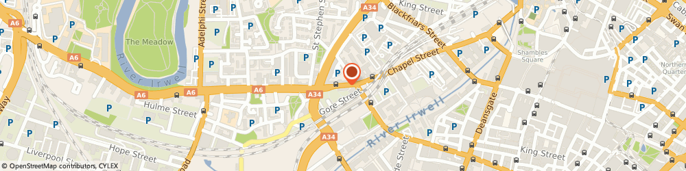 Route/map/directions to Benson Bunch Ltd, M3 5EQ Salford, 201 CHAPEL STREET