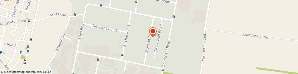 Route/map/directions to Ashcroft Auto Care, L33 7TQ Liverpool, Stockpit Rd