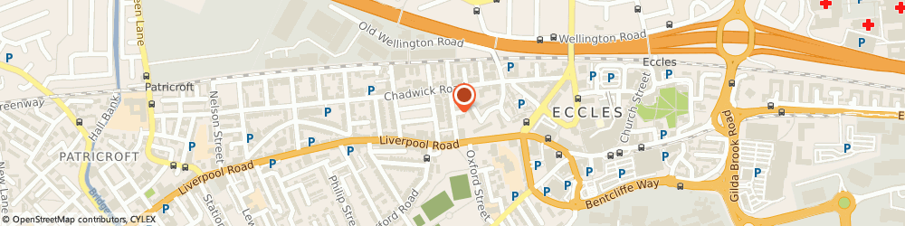 Route/map/directions to Mays Pawnbrokers & Jewellers, M6 5HU Salford, 101 Mather Way