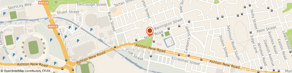 Route/map/directions to Eastlands Medical Practice, M11 4EJ Manchester, 89 North Rd