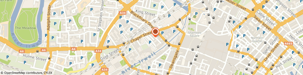 Route/map/directions to Alex J P Boylan, M3 5DY Salford, 4 Barlows Croft