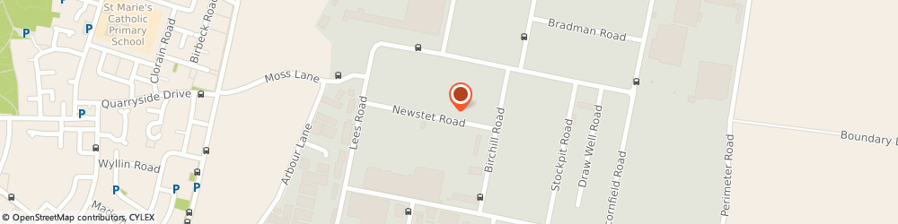 Route/map/directions to 5 Star Wheels Ltd, L33 7TJ Liverpool, Unit 16 Newstet Rd