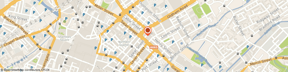 Route/map/directions to We Are Ingenium, M4 5AD Manchester, 3rd Floor, Virginia House, 5-7 Great Ancoats Street