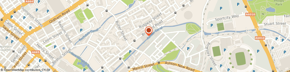 Route/map/directions to Dreamtex, M40 7EZ Manchester, 4Th Floor, Brunswick Mill, Bradford Rd