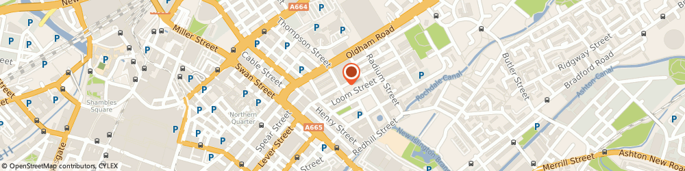 Route/map/directions to WOOLLAMS & WOOLLAMS, M4 6AT Manchester, STUDIO 2 GEORGE LEIGH, STREET SCHOOL, GEORGE LEIGH STREET