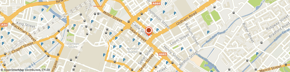 Route/map/directions to RESIDENTIAL PROPERTY SERVICES GROUP LIMITED, M4 5JW Manchester, Swan Street