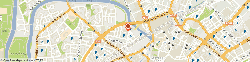 Route/map/directions to Craig Budgen Personal Training, M3 7NA Salford, 85 Greengate