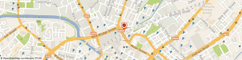 Route/map/directions to MMR & CO Chartered Certified Accountants & Tax Advisors, M4 4FS Manchester, 57 Cheetham Hill Road