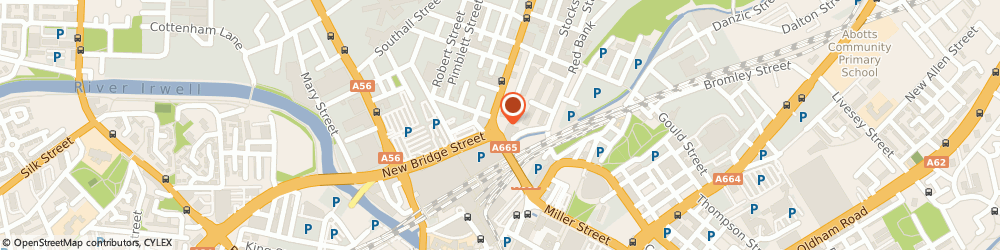Route/map/directions to Peninsula Business Services Ltd, M4 4FB Manchester, Victoria Place