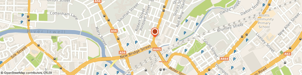 Route/map/directions to ZEE TECH SECURITY LTD, M4 4FY Manchester, 19 Cheetham Hill Road