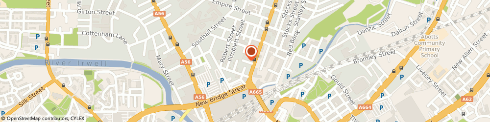 Route/map/directions to Tutors India, M4 4EY Manchester, 10 Park Place
